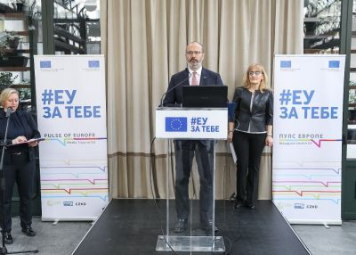 Pulse of Europe – Media Trips to the EU project kicks off