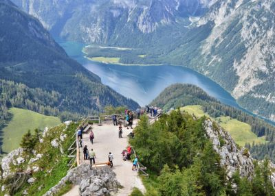 What is ecotourism - on the example of Germany