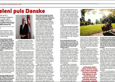 Zeleni puls Danske