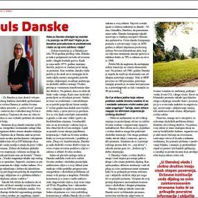 The green pulse of Denmark